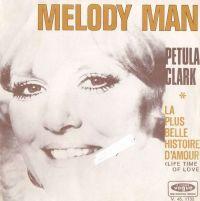 Cover Petula Clark - Melody Man [français]